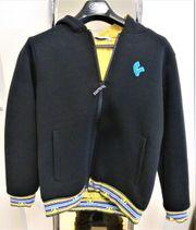 Original Vespa Herren Sweatshirt schwarz