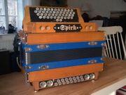 Steirische Harmonika 4-reihig G-C-F-B