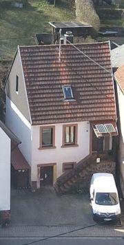 kleines Haus in