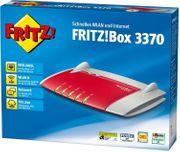 FritzBox 3370 VDSL WLAN Modem