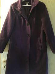 Langer Mantel ideal für große