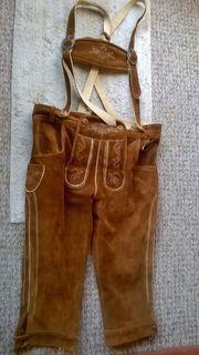 Damen-Trachten-Lederhose