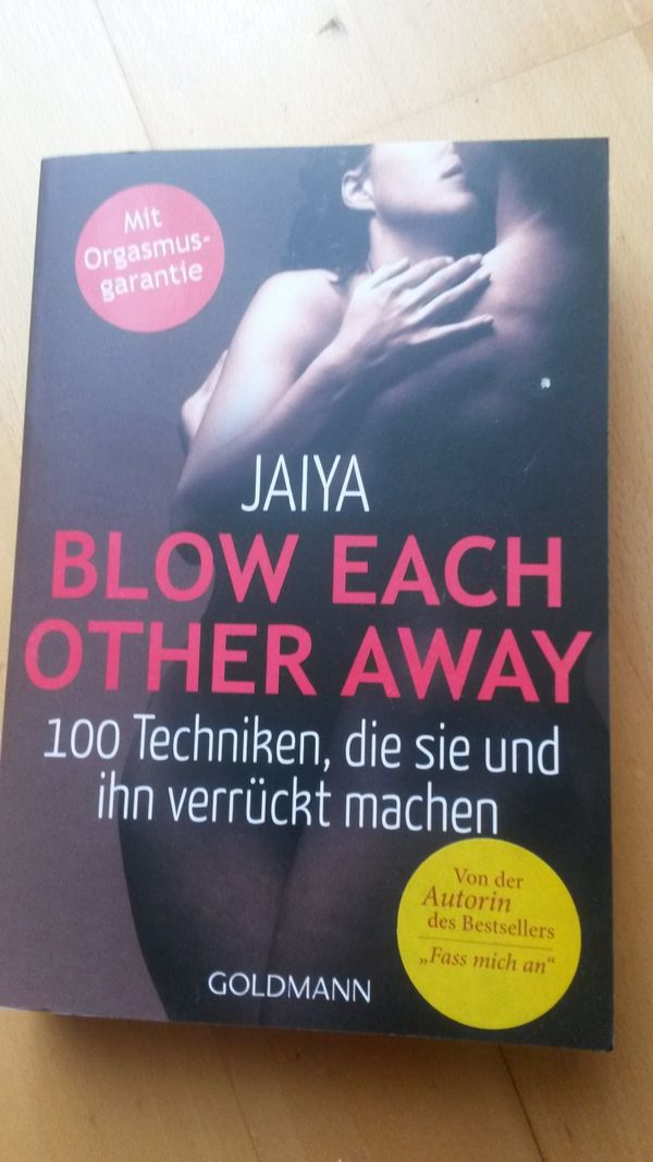 deutsche Erstausgabe Blow Each Other