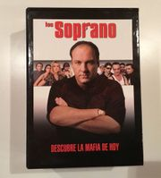 Sopranos-DVDs - Seasons