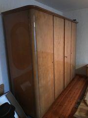 Schlafzimmer mit Glanzeffekt