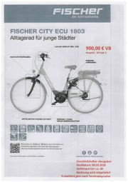 Fischer City ECU