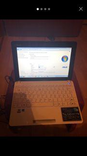 Asus Eee netbook 1015Bx Seashell