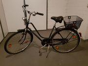 Verkaufe voll funktionsfähiges Damen-Fahrrad