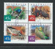Briefmarken Australien 2001