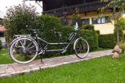 E-Bike Tandem Allrad Bulls Cube