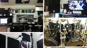 Proberaum Studio mit Drumroom Profiproberaum