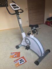 Heimtrainer Fahrrad powerS8 Ergometer
