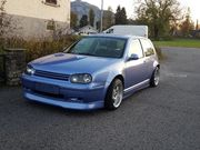 VW Golf Tuningfans (