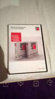 PC DVD Software Lernprogramme zu