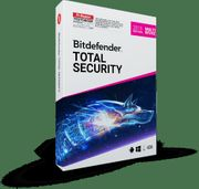 Bitdefender Total Security 2019 Multi