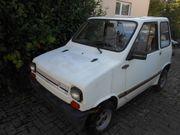 Microcar Bonny Leicht KFZ ab