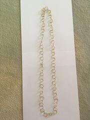 Gold & Silberkette aus