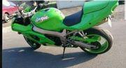Kawasaki ZX750 N Ninja