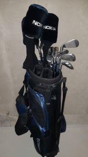Golfschläger Set komplett mit Standbag