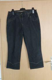 Hose, Jeans, schwarz,