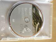 Audi Navigations DVD 2018