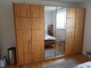 Schlafzimmer Teilmassiv von