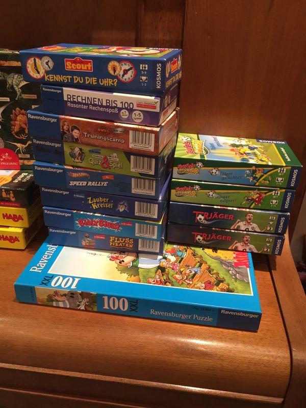 Spiele für Kinder » Gesellschaftsspiele