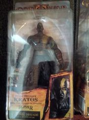 NECA Kratos - God