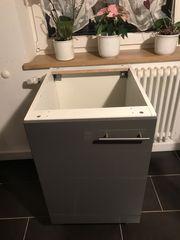 Ikea Küchenunterschrank Faktum mit Front