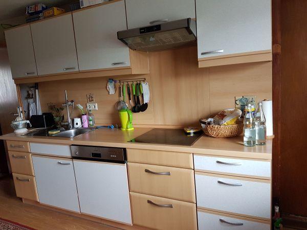Gebraucht Küche in gut Zustand mit Elektrogeräte in Großerlach ...