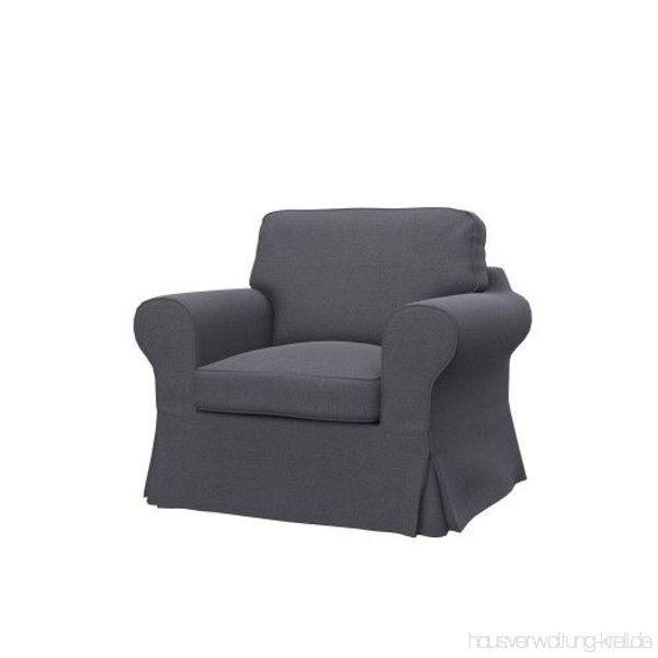 IKEA Ektorp Sessel 2 Bezüge