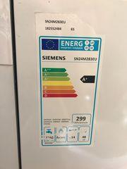 Geschirrspüler/ Spülmaschine Siemens