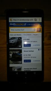 Handy Alcatel