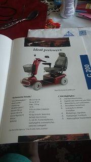 Elektromobil C200