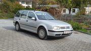 VW Golf Kombi