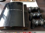 Sony Playstation 3 Konsole schwarz