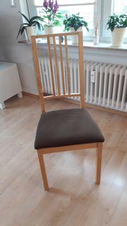 4 Esszimmerstühle Gebraucht