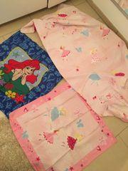 2 verschiedene Kinderbettwäsche 80x135