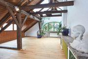 Provisionsfrei großzügiges Wohn-Atelier mit Loftcharakter