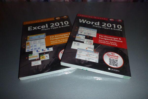 2 Computerbücher Word 2010 Excel