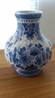 Porzellan Vase (De