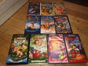 28 VHS Kassetten