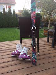 Mädchen Ski 130cm