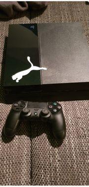 PS4 mit 9 Spielen