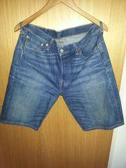 Levis Jeans-Shorts