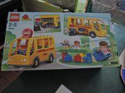 Lego Duplo Bus
