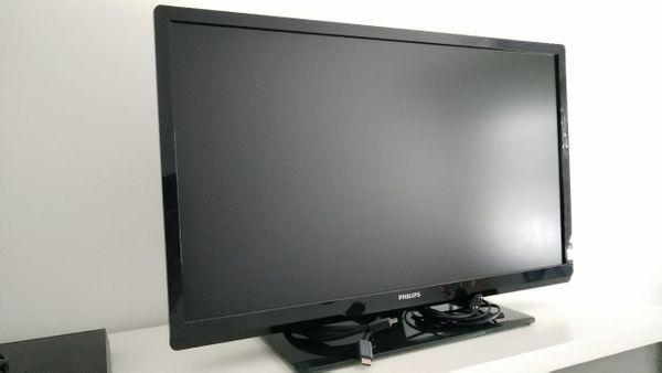 Philips TV mit Blu-Ray Player