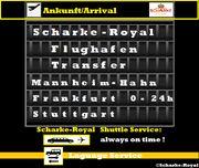 günstiger Flughafentransfer Mannheim Frankfurt Scharke-Royal
