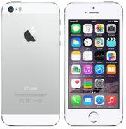Apple iPhone 5s 16GB silber -