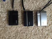 3 Sony Cyber-Shot DSC T